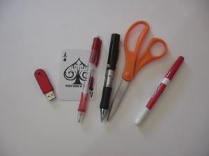 compare the spy pen size